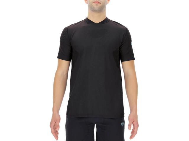UYN City Shortleeves Running Shirt Men, blackboard